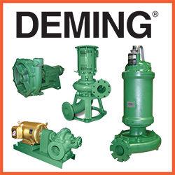 Demin Pumps