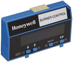Honeywell Burner Control
