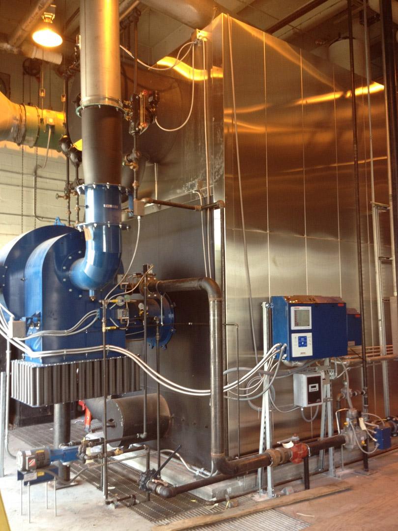 Jackson Memorial Hospital Boilers