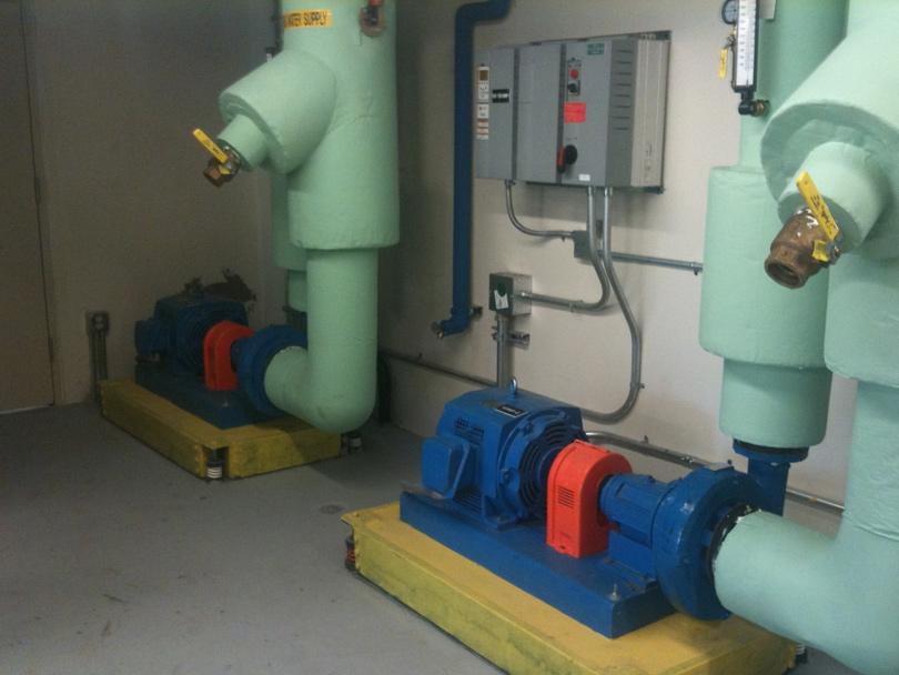 Palm Beach Gardens Hospital Boiler