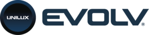 Unilux - Evolv Logo